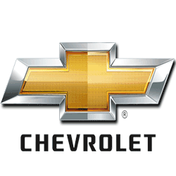 Chevrolet car company logo