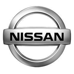 Nissan Motors car company logo