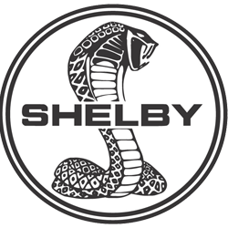 Shelby car company logo